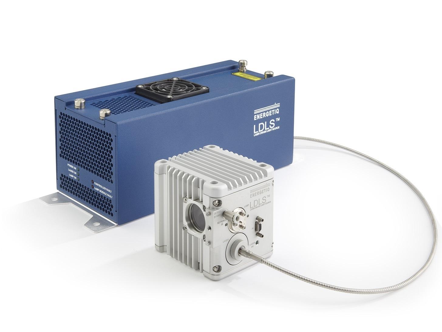 LDLS EQ-99X 是一个采用专利的激光驱动技术激发等离子体的光源