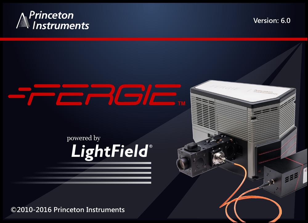 普林斯顿仪器发布新型光谱仪FERGIE